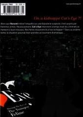 Verso de Cat's Aï -6- Tome 6