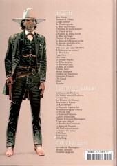 Verso de Blueberry - La collection (Hachette) -4952- Gettysburg