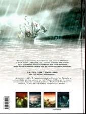 Verso de Complot -2- La fin des Templiers