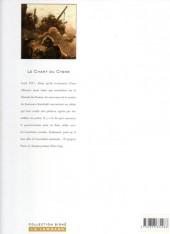 Verso de Le chant du cygne -1- Déjà morts demain