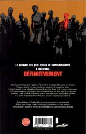 Verso de Walking Dead -21- Guerre totale