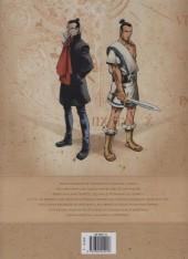 Verso de Odyxes -1- Naufragé du temps