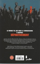 Verso de Walking Dead -FL09- Terrifiant - Lucille...