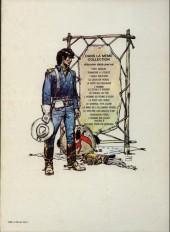 Verso de Blueberry -7a78- Le cheval de fer