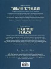 Verso de Les indispensables de la Littérature en BD -FL06- Tartarin de Tarascon / Le Capitaine Fracasse