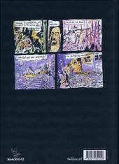Verso de Klezmer -5- Kishinev-des-fous