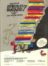 Verso de Spirou et Fantasio -12d82- Le nid des Marsupilamis
