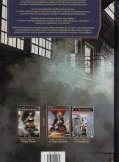 Verso de Trains de légende -1- L'Orient-Express