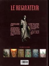 Verso de Le régulateur -6- Nyx