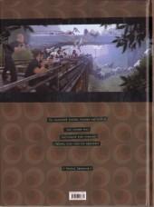 Verso de Gung Ho -2TL2.1- Court-circuit - Édition DELUXE 2.1