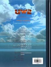 Verso de Universal War Two -2TL- La terre promise