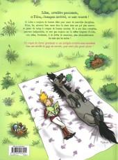 Verso de Lilou & Filou -1- Une vie de star