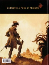 Verso de Le scorpion -11- La Neuvième Famille