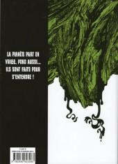 Verso de Toxic Boy -1- Siska