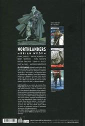Verso de Northlanders (Urban comics) -2- Le livre islandais