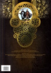 Verso de Merlin (Nucléa/Soleil) -11- Le Roi Arthur