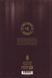 Verso de Sons of Anarchy -1- Sons of Anarchy Tome 1