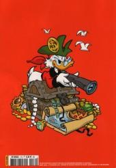 Verso de Super Picsou Géant -179- Numéro 179 - Picsou pirates à bord !