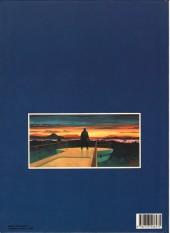 Verso de Dans l'ombre du soleil -2- Mantell