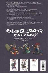 Verso de Blind Dog Rhapsody -2- Tome 2