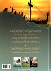 Verso de Aslak -3- Le Milieu du mât