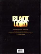 Verso de Black Lord -2- Toxic warrior