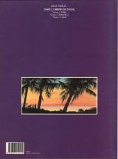 Verso de Dans l'ombre du soleil -3- Alia