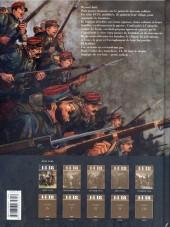 Verso de 14-18 (Corbeyran/Le Roux) -1- Le Petit Soldat (août 1914)