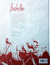 Verso de Isabellae -1a- L'homme-nuit
