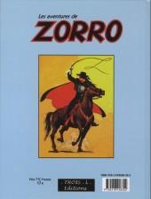 Verso de Zorro (les aventures de) (Jean Pape) -1- La rançon