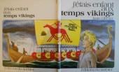 Verso de (AUT) Coelho -2- J'étais enfant aux temps vikings