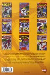 Verso de Spider-Man (L'Intégrale) -1INTa- Spider-man : l'intégrale 1962-1963