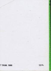 Verso de Rapaces (Impéria) -Rec71- Collection reliée N°71 (du n°408 au n°411)