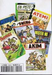 Verso de Capt'ain Swing! (1re série) -Rec104- Album N°104 (n°269, n°6 Spécial et n°292)