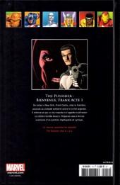 Verso de Marvel Comics - La collection (Hachette) -1421- The Punisher - Bienvenue Frank acte 1