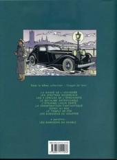 Verso de Harry Dickson (Vanderhaeghe/Zanon) -9EL- Les gardiens du gouffre