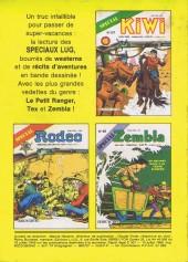 Verso de Yuma (1re série) -285- l'otage Chico