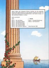 Verso de Alix (en allemand) -6- Die Verlorenen Legionen