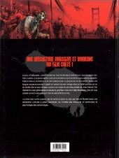 Verso de La nuit des morts-vivants (Istin/Bonetti) -1- Les Fautes du père