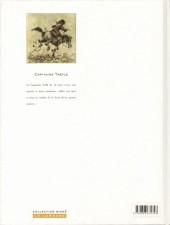 Verso de Capitaine Trèfle
