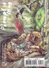 Verso de Capt'ain Swing! (2e série - Mon Journal) -Rec51- Album N°51 (du n°152 au n°154)