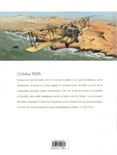 Verso de Saint-Exupéry (Fernandez) -1- Le seigneur des sables