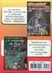 Verso de Capt'ain Swing! (2e série - Mon Journal) -Rec54- Album N°54 (du n°162 au n°164)