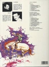 Verso de Comanche -3d1985- Les Loups du Wyoming