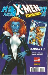 Verso de Wolverine (Marvel France 1re série) (1997) -92- Wolverine 92