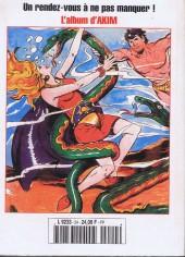 Verso de Capt'ain Swing! (2e série - Mon Journal) -Rec24- Album N°24 (du n°70 au n°72)