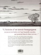 Verso de Un grand Bourgogne oublié - Tome 1