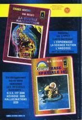 Verso de Raid -Rec02- Album N°3333 (n°3 et n°4)