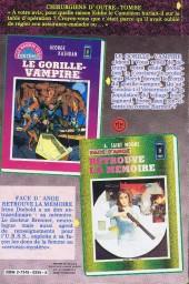 Verso de La maison du Mystère (Arédit) -Rec3338- Album N°3338 (n°19 et n°20)