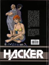 Verso de Hacker -3- Le Professeur